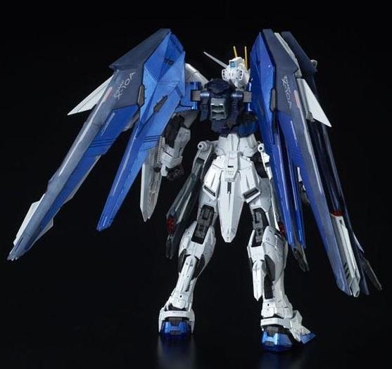 P-Bandai-MG 1-100 Freedom Gundam Ver. 2.0 Full Burst Mode Special Coating ver. 2