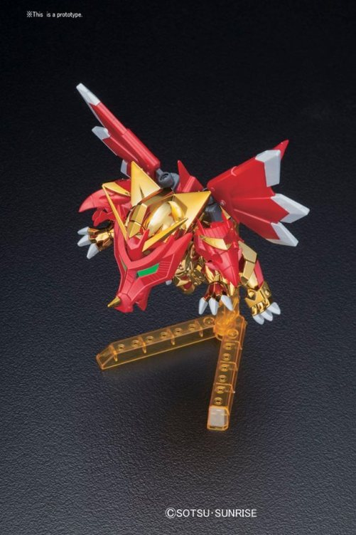 SD Legend BB Knight Superior Dragon 2