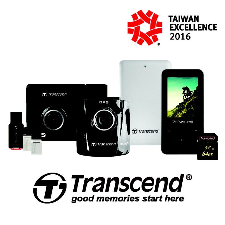 Transcend-Taiwan Excellence Award