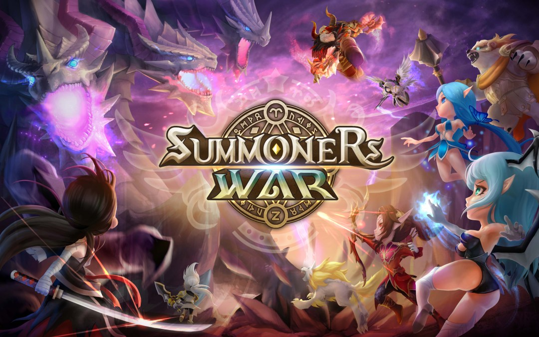 Summoners War Reveals the Global Service Records for 2 Years