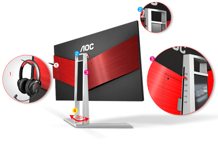 """AOC Officially Unveils """"AGON"""" Gaming Brand"""