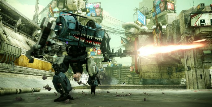 Hawken arrives to Console through PS4 and Xbox One