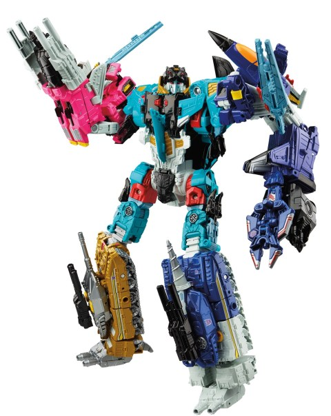 TF Combiner Wars Liokaiser official image 00
