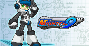 mighty no 9 banner