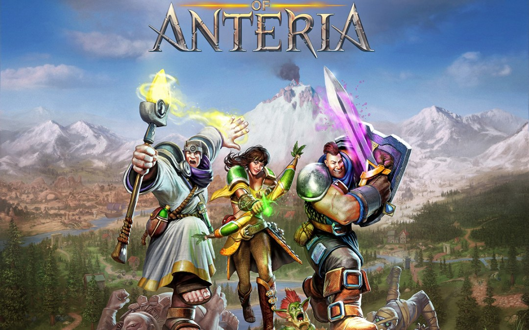 Champions of Anteria™ Demo Now Available on Windows PC