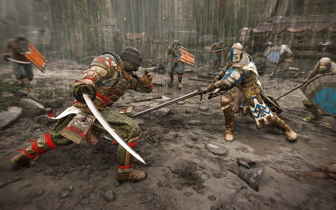 For Honor™ Reveals Full Roster Of Playable Heroes And Multiplayer Modes