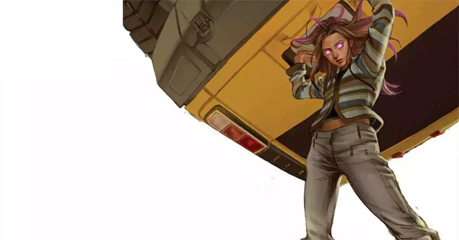 Marvel and Hulu to work together for an adaptation of Runaways series.