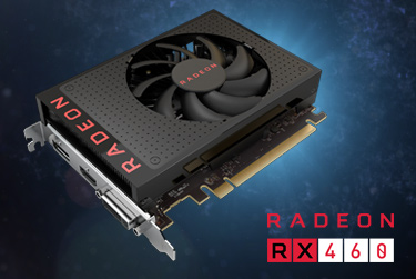 Introducing Radeon™ RX 460 Graphics:  Disruptive Technology for all eSports Gamers around the World