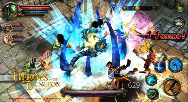 heroes of the dungeon 4
