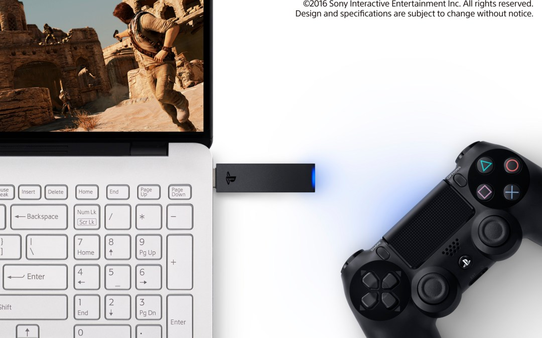You can now use PlayStation Now on your PC