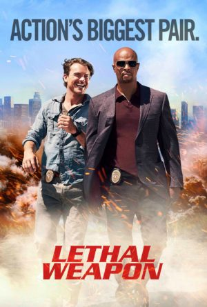 Lethal Weapon_Poster