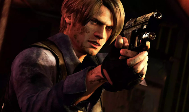 A new Resident Evil CG movie is coming out next year