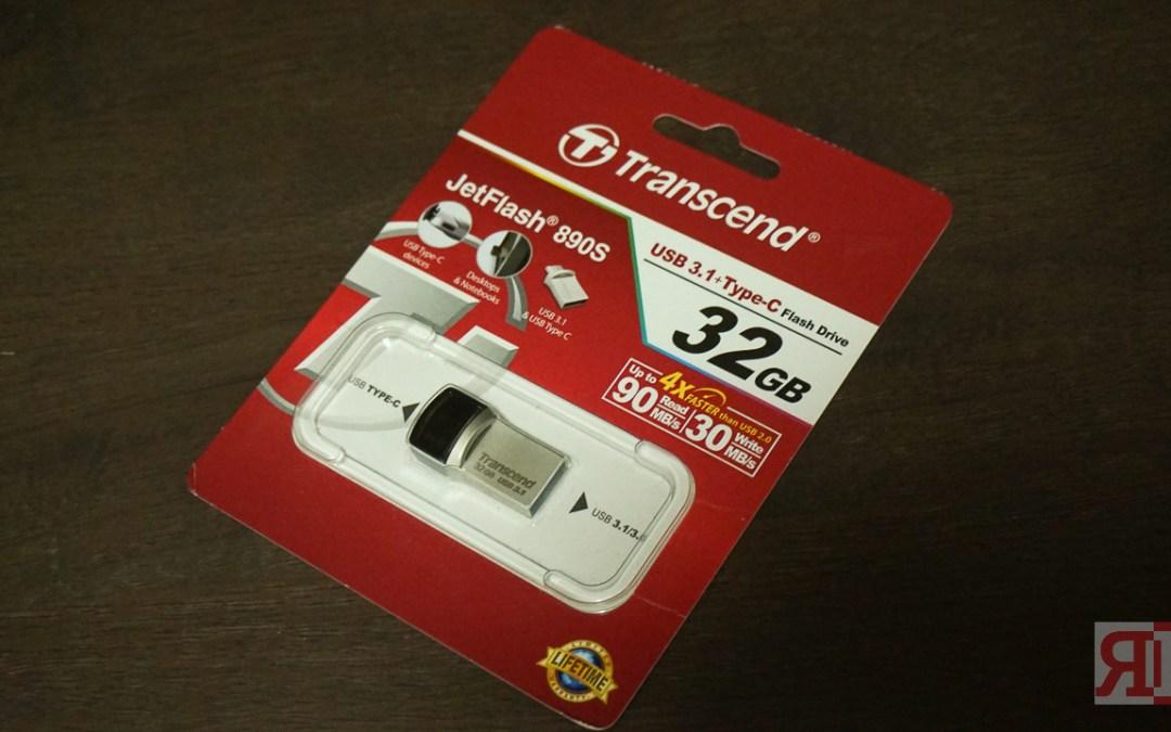 Transcend JetFlash 890S Review
