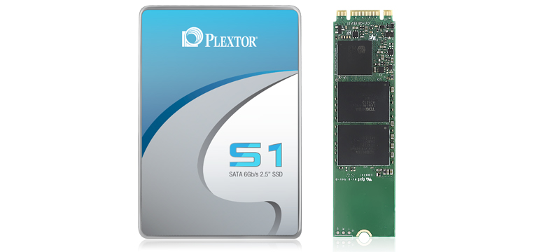 Plextor Launches the S1 Series: The Best Entry-level SSD