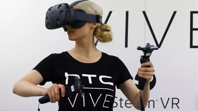 The HTC Vive is developed together with video game developer and publisher Valve.