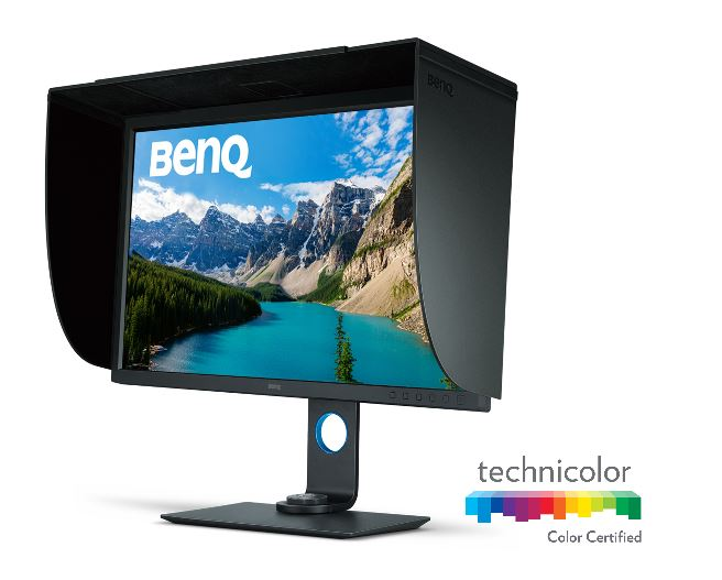 BenQ Flagship Photographer Monitor SW320 Recaptures Vibrant Moments with High-Precision Color and HDR