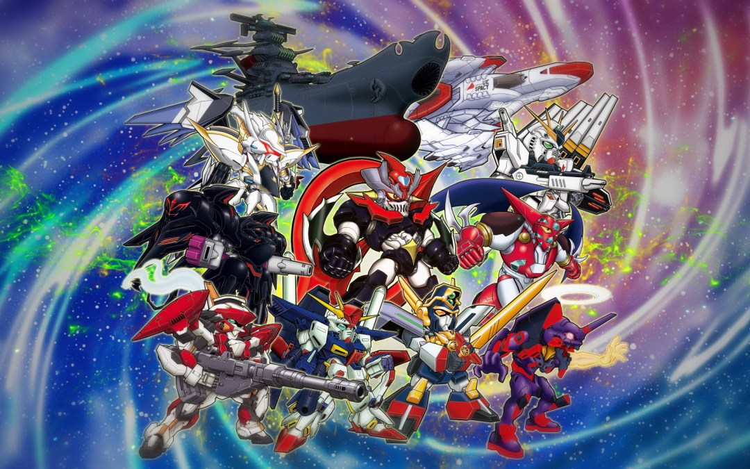 English Version of Super Robot Wars V will be out on February