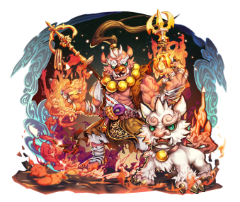 Fire Ragnarok_Beast Monk Haechi