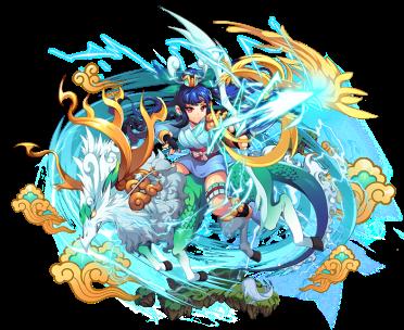 Wind Ragnarok_Kirin the Divine Archer