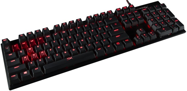 HyperX Announces New RGB Gaming Keyboard  and Pulsefire Gaming Mouse at CES 2017