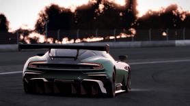 Aston Martin Vulcan - Fuji Speedway