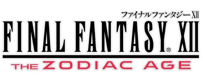 final fantasy xii zodiac logo