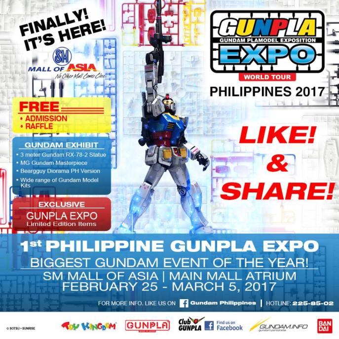 gunpla expo philippines