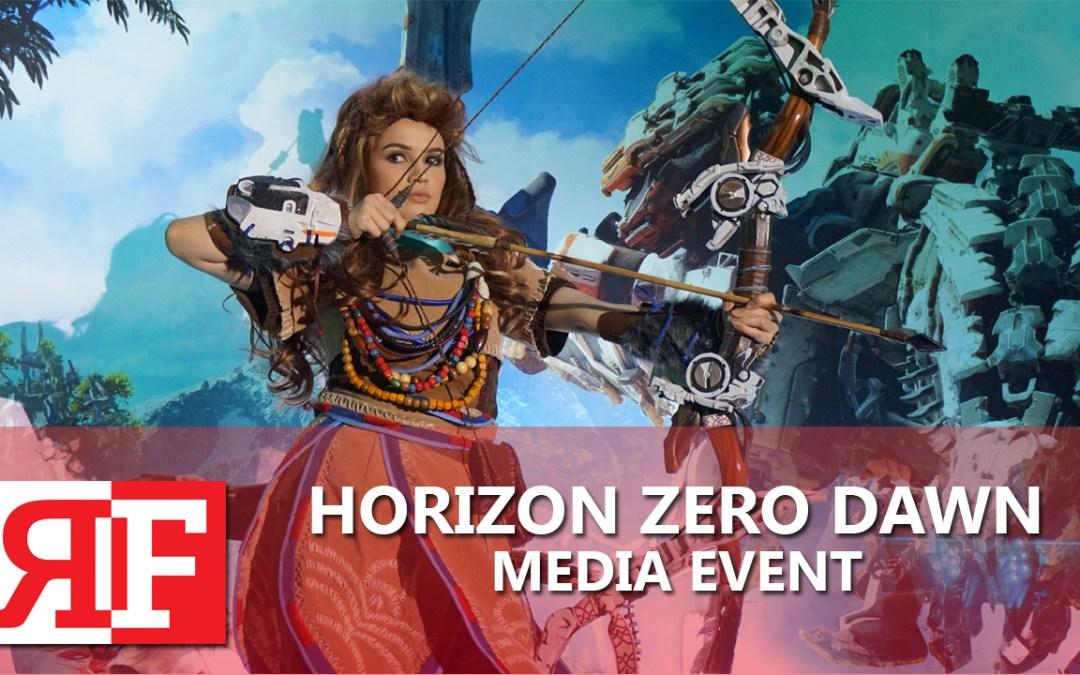 Horizon Zero Dawn Media Event Aftermath