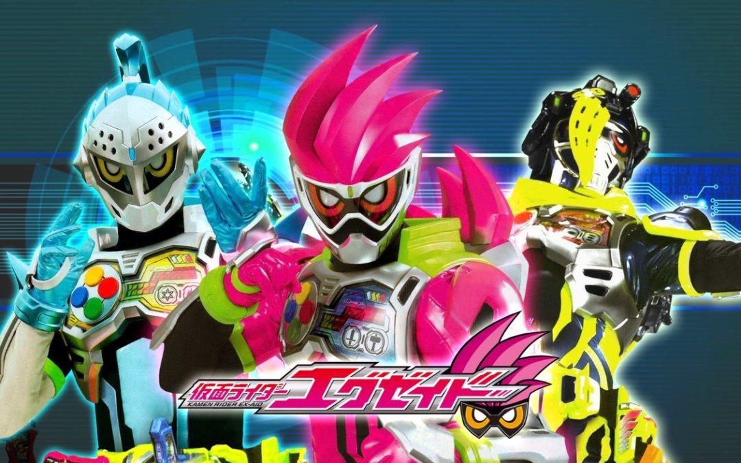 Kamen Rider Ex-Aid Impressions