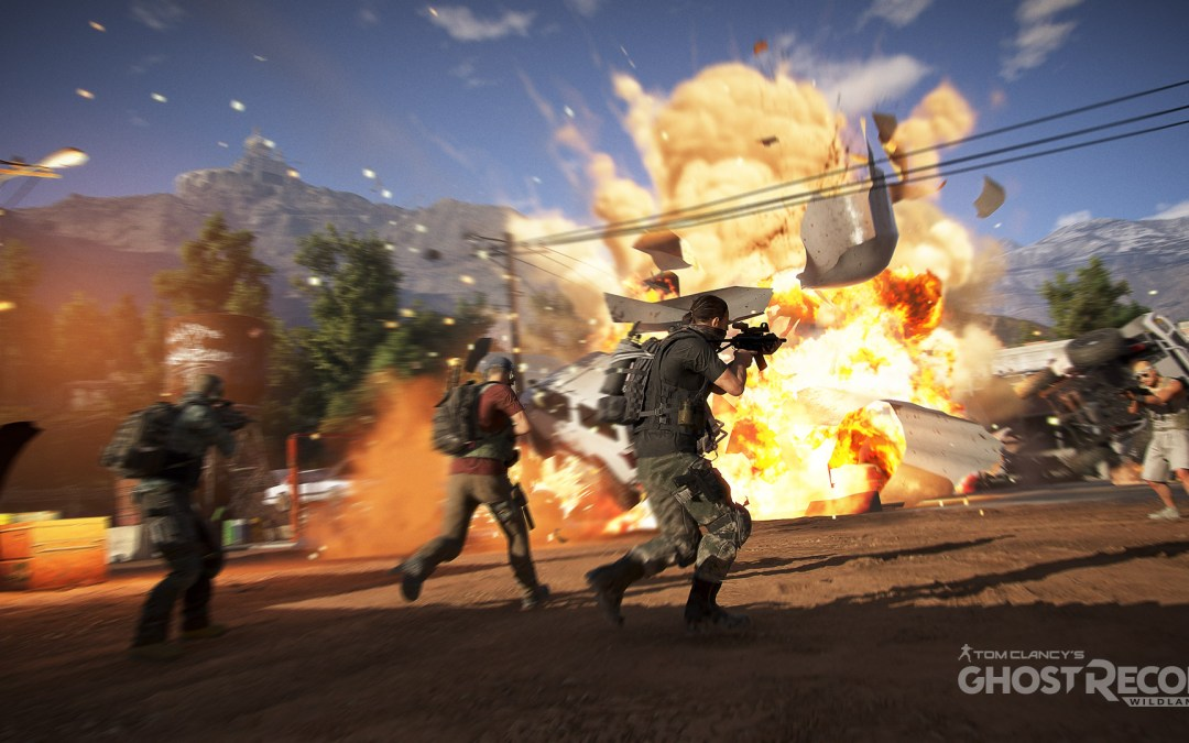 Tom Clancy's Ghost Recon Wildlands' Beta Test Just Reached 6.8 Million Users