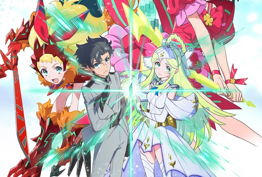 New Line of Anime Premiering This March on Animax