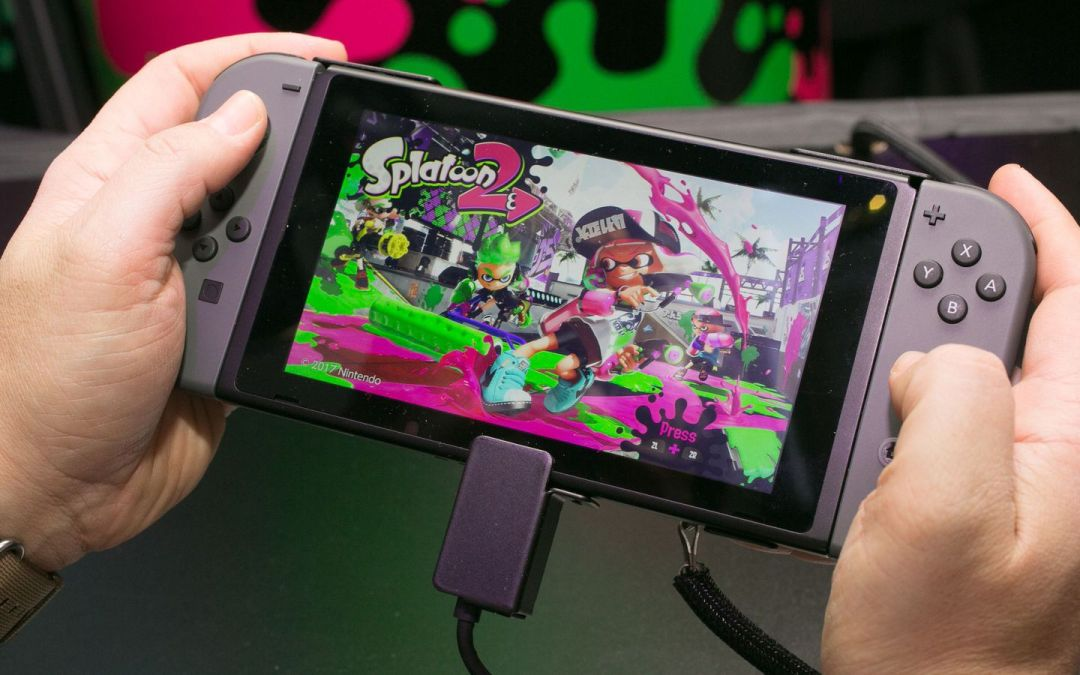 The List of Japanese Switch Launch Games with English Language Option