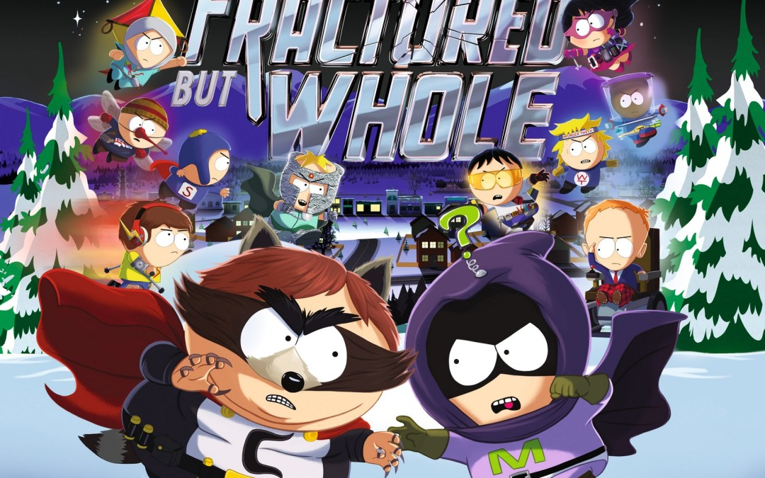 Ubisoft and South Park Digital Studios Will Release South Park: The Fractured But Whole on October 17, 2017