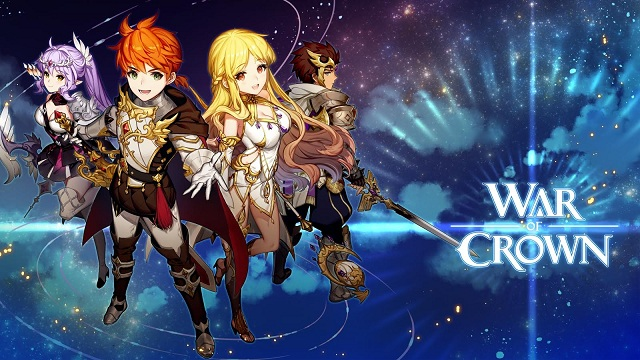 GAMEVIL's unveils new strategy RPG, War of Crown.