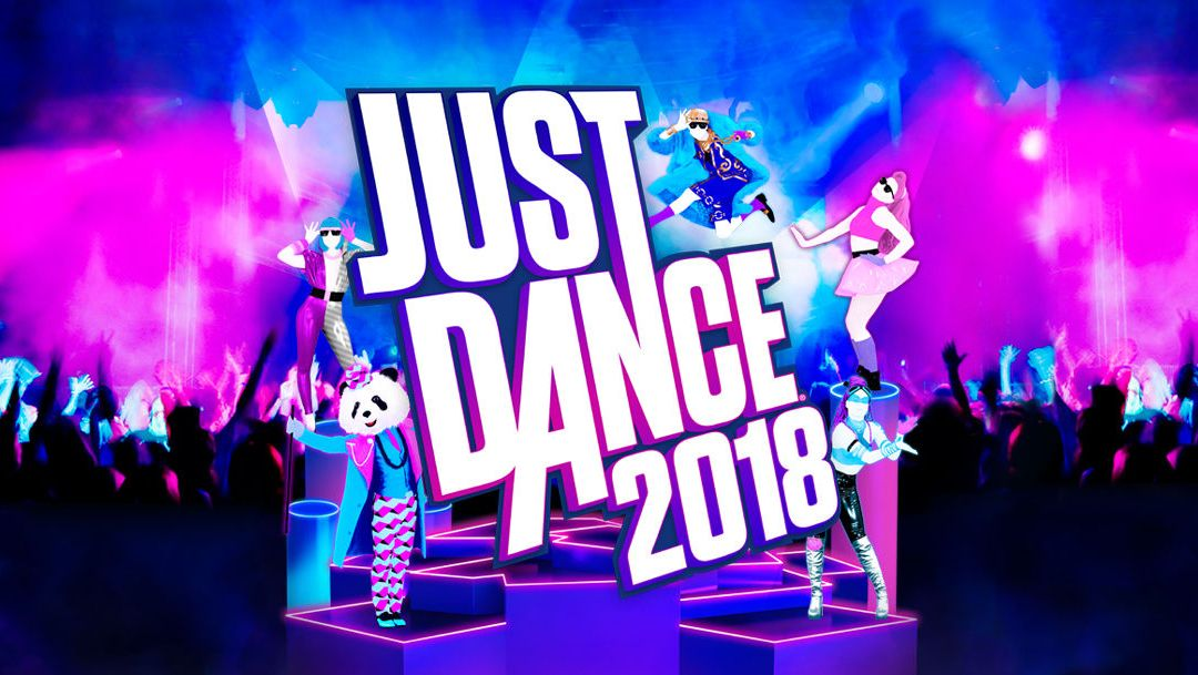 Unleash your inner dancer with Just Dance 2018