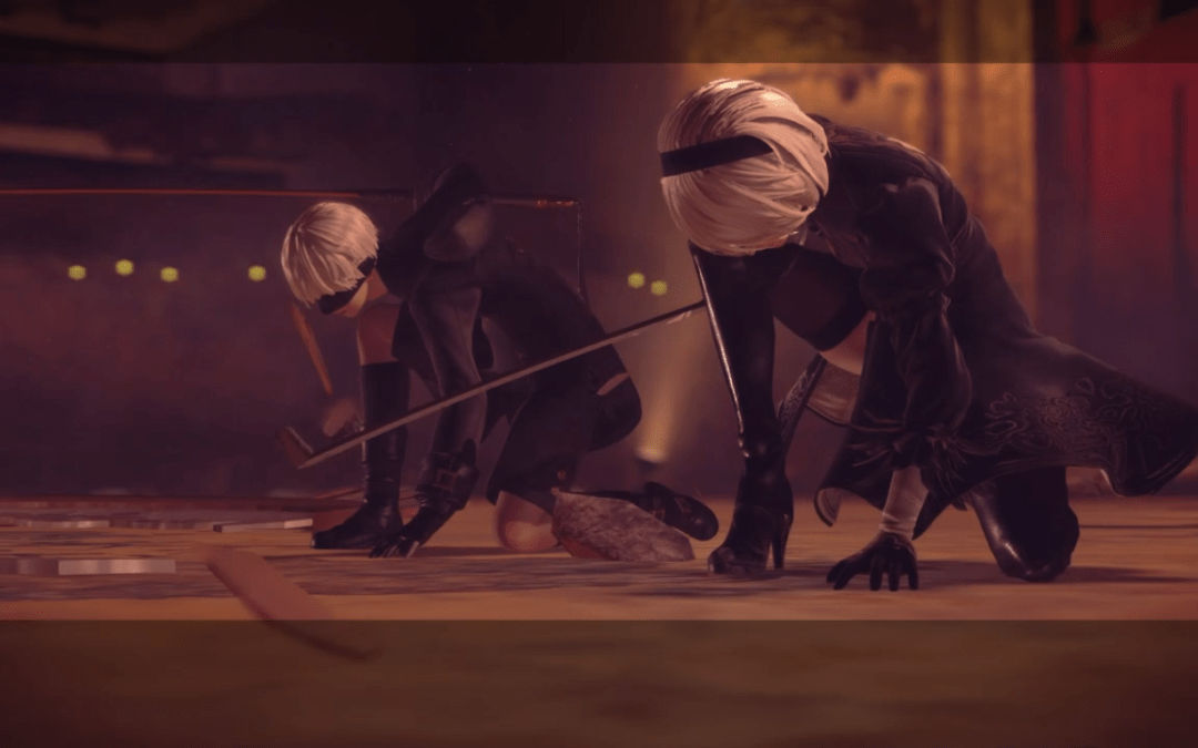 NieR: Automata Review – Finding Meaning in Futility