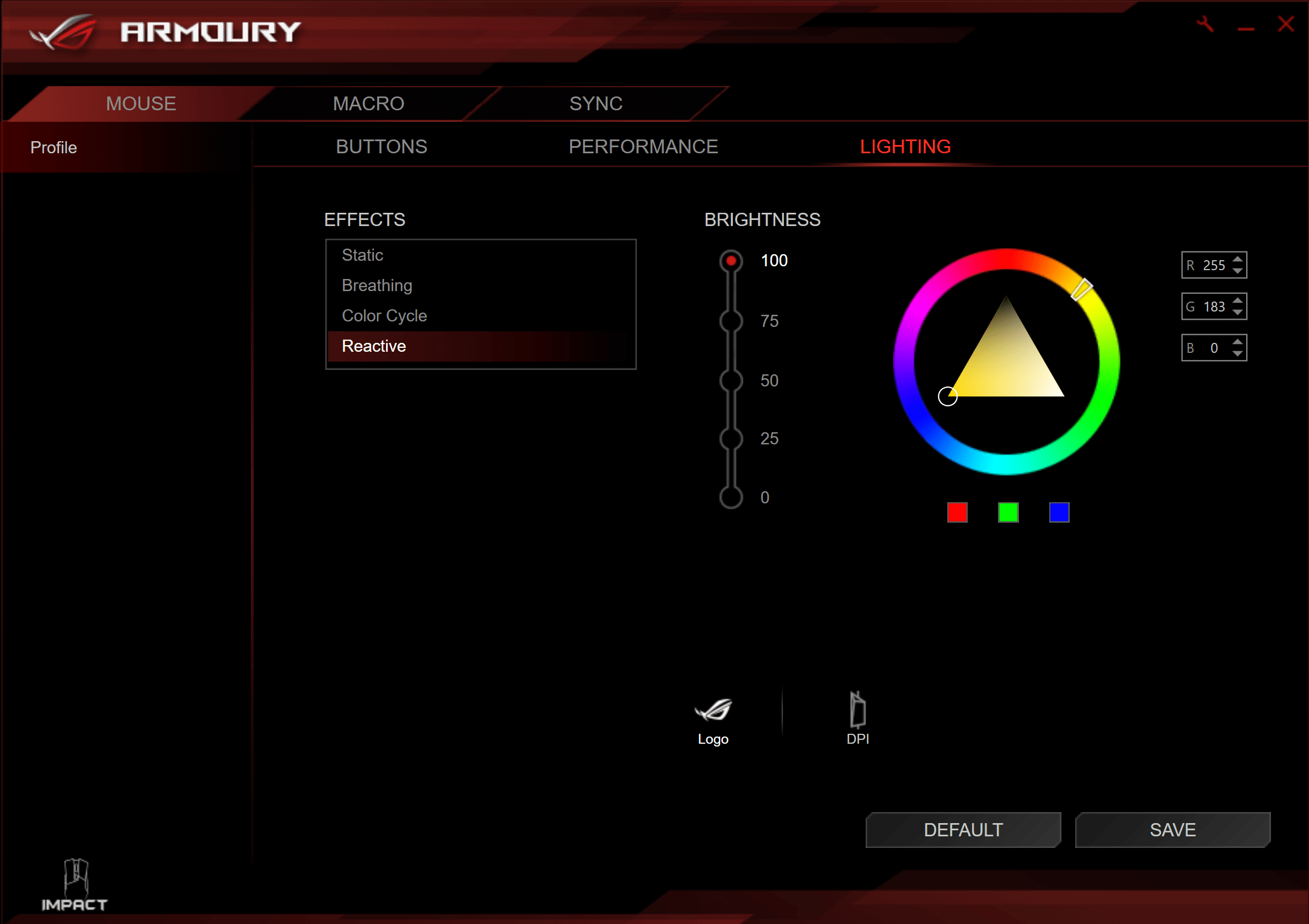 armory software 3