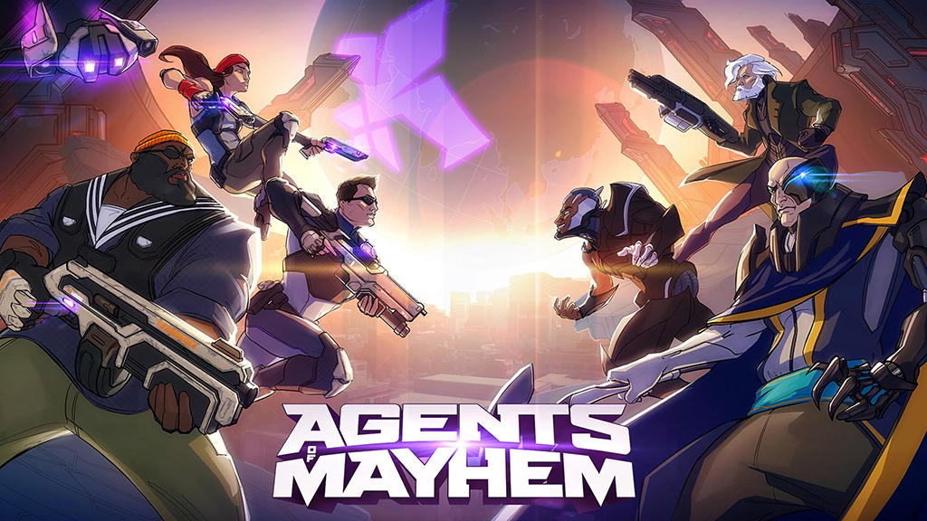 Agents of Mayhem Review: Lock, Load, Rinse, Repeat