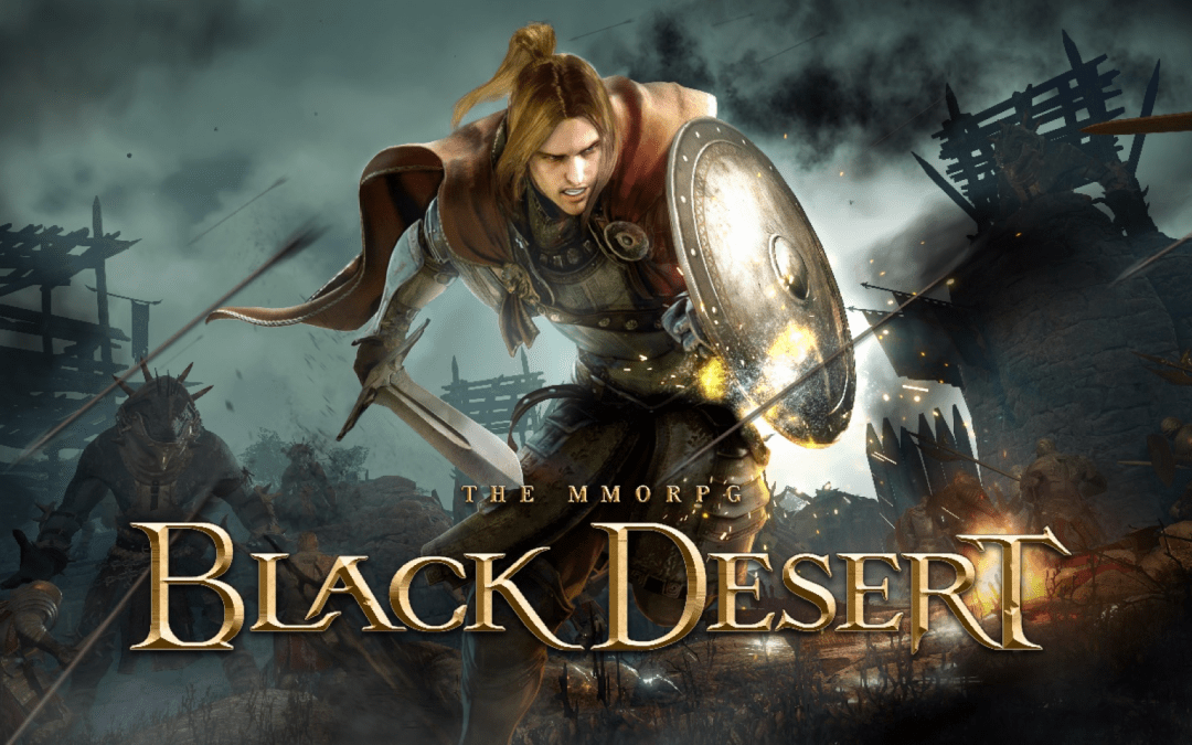 Press Release: Black Desert on Xbox One X to be shown at PAX WEST