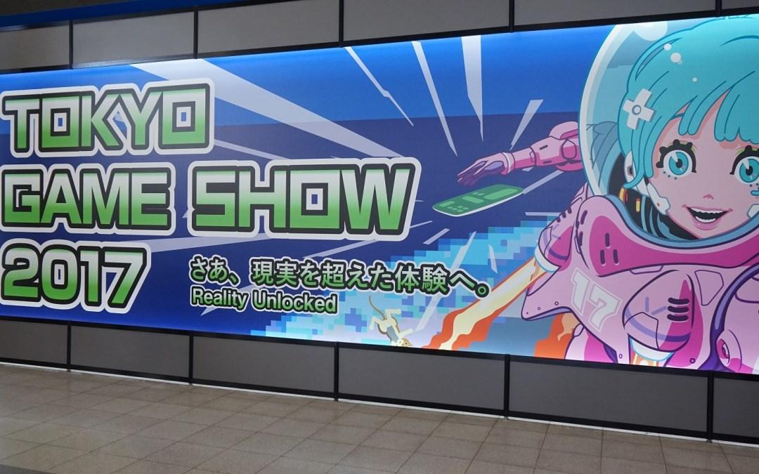 Surviving Tokyo Game Show 2017