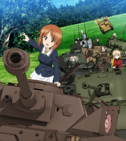 GIRLS und PANZER Dream Tank Match is Heading to Southeast Asia This February
