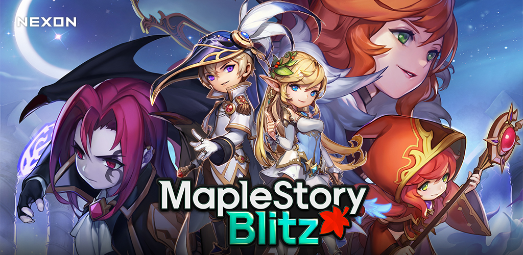 Summon, Dominate, Conquer Maple World With Real-Time, Strategic Combat In Maplestory Blitz