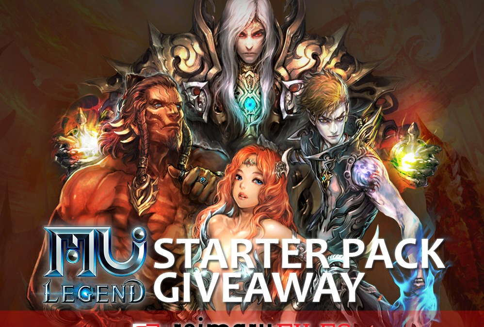 Free Starter-Pack Giveaway for MU Legend