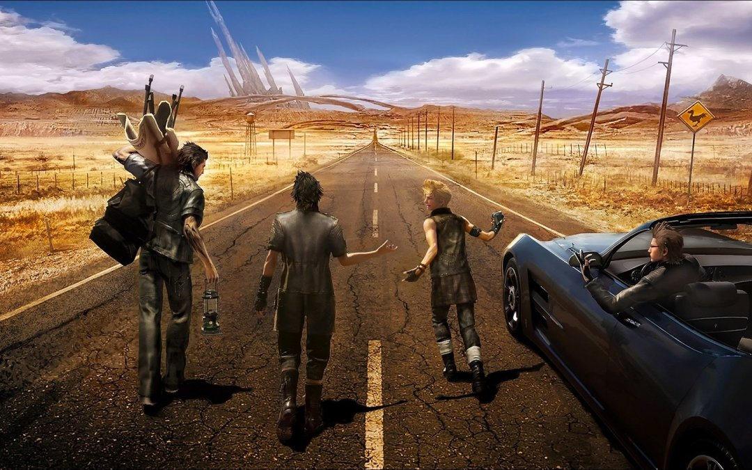 Expect More Content Updates for Final Fantasy XV
