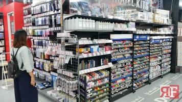 gundam store yamada denki-54