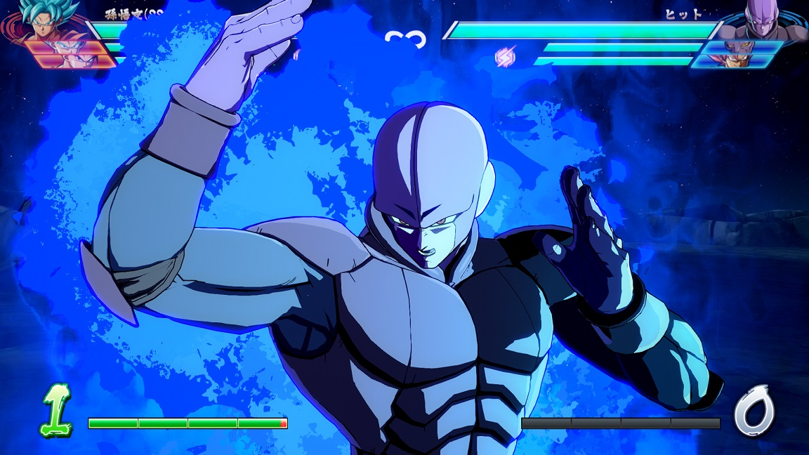 Image result for hit dbfz