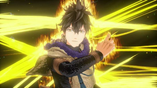 BLACK CLOVER GAMEPLAY 3