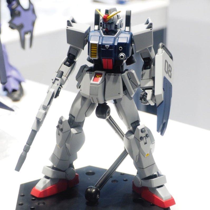 HG Ground Type Gundam