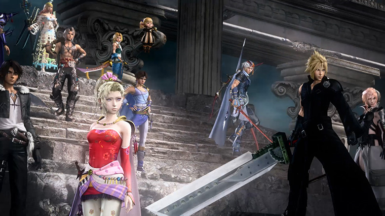 Dissidia Final Fantasy NT Will be Getting an Ultimate Box Edition