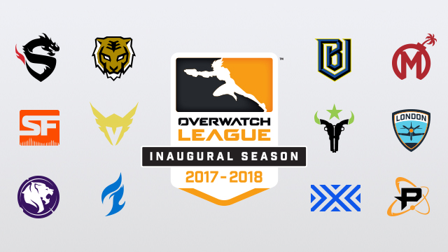 10 Million Viewers Watched the Overwatch League Opening Week